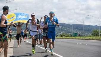 Championnats du Monde Ironman Hawaii