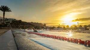 Lauf und Schwimmcamps auf Fuerteventura