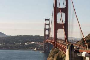 [Translate to English:] Golden Gate Bridge