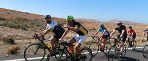 Trainingscamp Fuerteventura mit Lubos Bilek