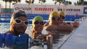 Triathlon Trainingslager für Anfänger