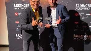 Lifetime-Award für unseren Hannes
