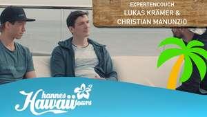 Der Coach und der schnelle Feuerwehrmann - Christian 'Puni' Manunzio und Lukas Krämer auf unserer Expertencouch
