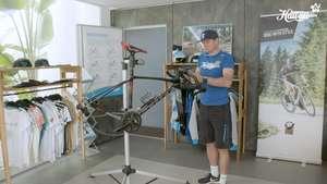 Tutorial: Wie verpacke ich mein Rennrad richtig?