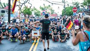 Highway Run, Nationenparade und Race Seminar