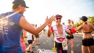 Raceday Ironman Hawaii 2017