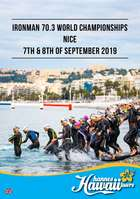 Hannes Hawaii Tours - IM 70.3 WC Nice 2019 EN
