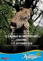 Hannes Hawaii Tours - IM 70.3 WM Südafrika 2018 DE