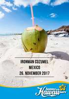 Hannes Hawaii Tours - IM Cozumel 2017 DE