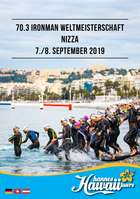 Hannes Hawaii Tours - IM 70.3 WM Nizza 2019 DE