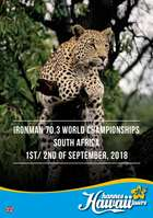 Hannes Hawaii Tours - IM 70.3 WM Südafrika 2018 EN
